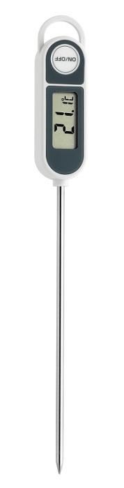 PROFI Einstichthermometer Thermometer Messung Temperatur Flüssigkeiten Pulver ..