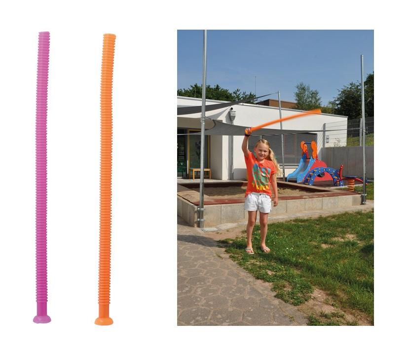 Kinderspielzeug Heulschlauch Schlauch Musikinstrument Schlauchtelefon Telefon
