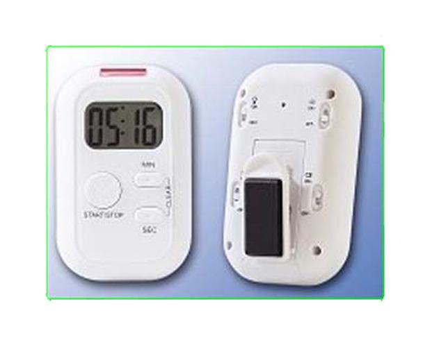 PROFI Uhr Vibrierende Digitale Eieruhr Ton Vibrationsalarm Küchenuhr Stoppuhr