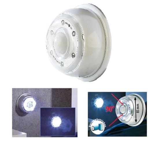 luxus sensor nachtlicht 1w led farbwechsel nachtlampe nachtleuchte lampe licht. Black Bedroom Furniture Sets. Home Design Ideas