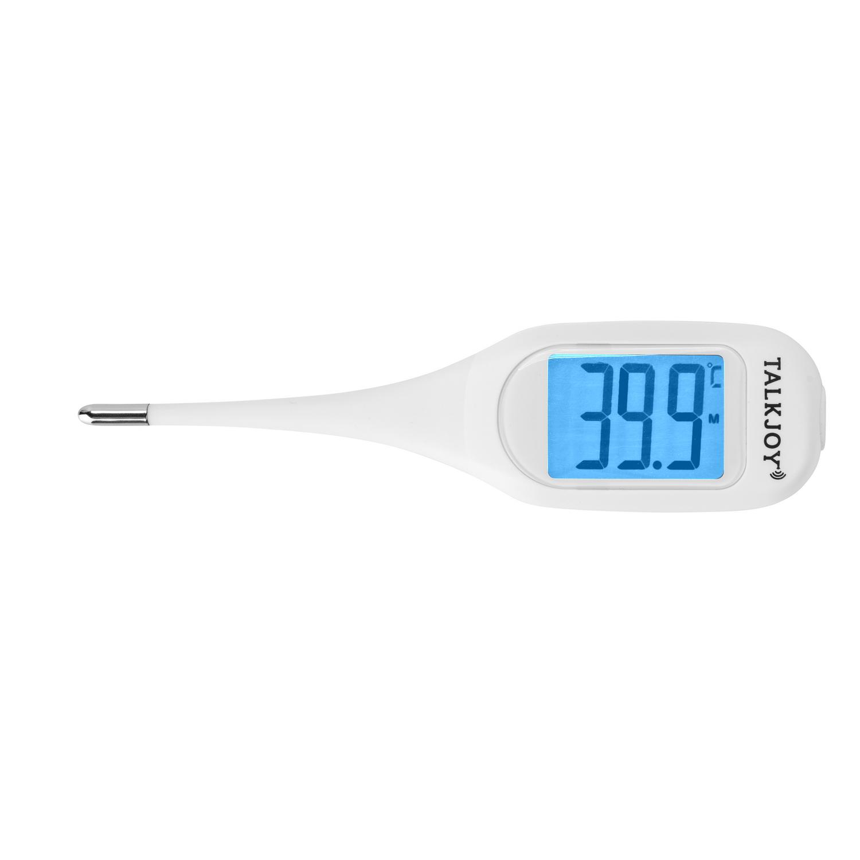 PROFI sprechendes Fieberthermometer Sprachausgabe für Blinde Fieber Thermometer