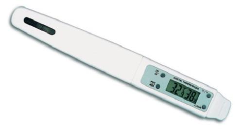 PROFI Taschen MINI Thermometer Hygrometer Handtasche Temperatur Feuchte messen