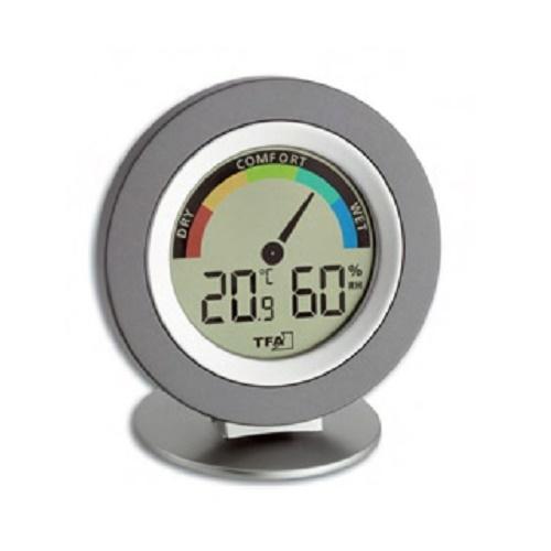 PROFI Thermometer Hygrometer Hängethermometer Tischtermometer Feuchte Temperatur
