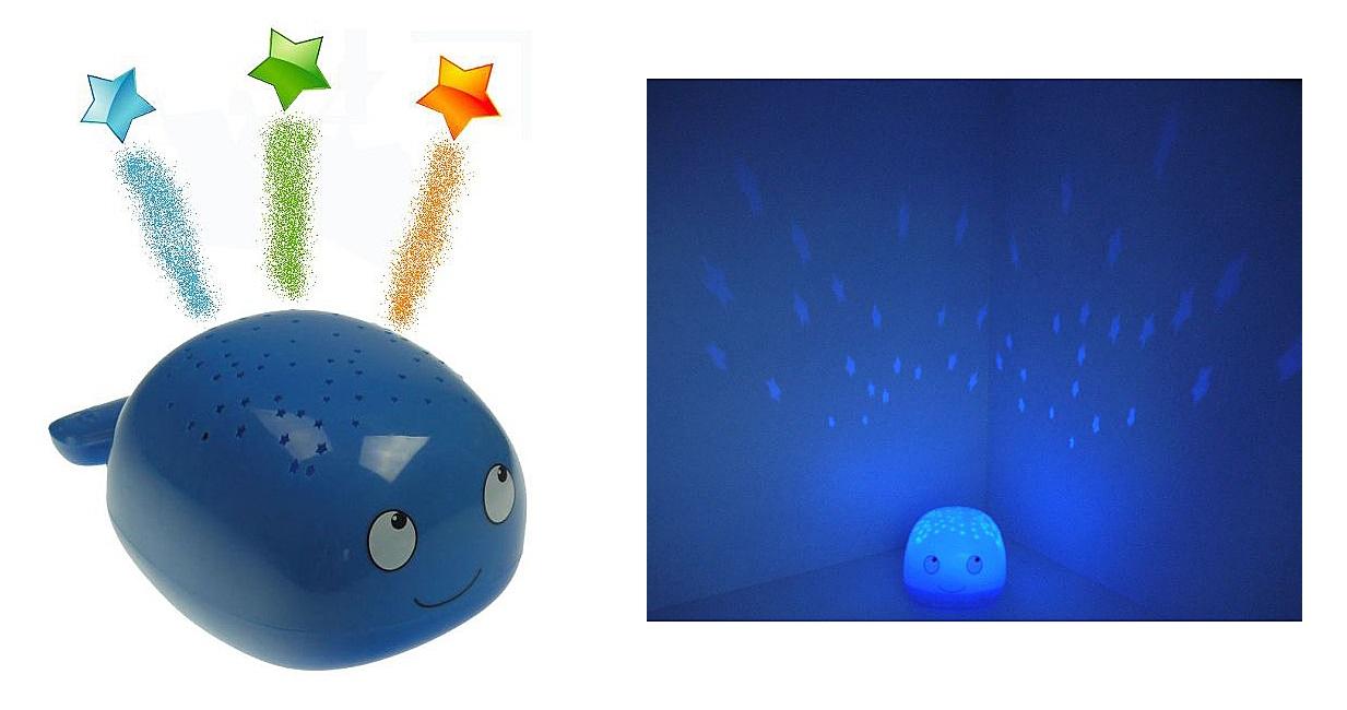 Sternenlicht Wal Sternenhimmel Kinderzimmer Licht Einschlafhilfe Babies Kinder