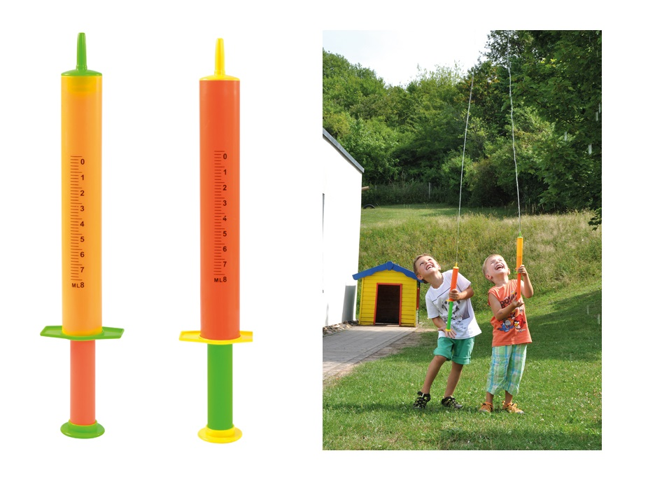 GARTENSPIEL Wasserspritze XXL Wasserpistole Wasser Poolspielzeug Schwimmbad Kind