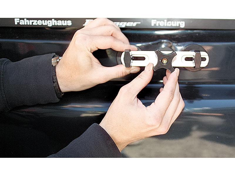 PROFI Auto Dellen ausbeulen Kfz Reparatur Set reparieren Beule ausstellen PKW