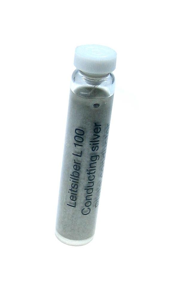 PROFI Leitsilber Silberleitlack Silber Leitlack L100 Fensterheizung Platinen
