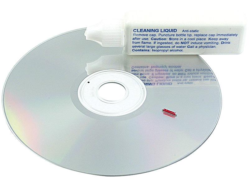 PROFI Linsenreiniger Reinigungs CD DVD MP3 Laufwerk NEU reinigen Linse Staub