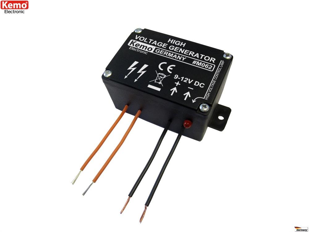 PROFI Weidezaun Hochspannungsgenerator Elektrozaun M062 Elktronische Impulse