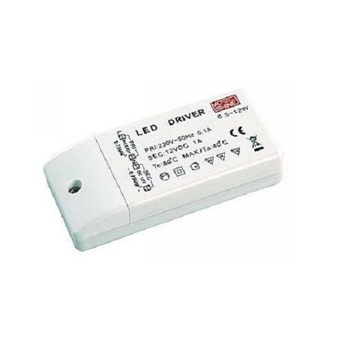 LED Trafo Transformator Treiber Vorschaltgerät 0,5- 12 W elektronisch geregelt