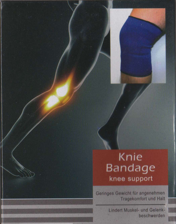 PROFI Knie Bandage Kniegelenk Stütze Unterstützung Gelenkbeschwerden Gelenk
