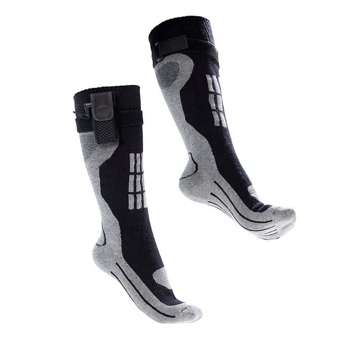 Beheizbare Kniestrümpfe Beheizte Kuschel Socken Strümpfe warme Schuhe Stiefel
