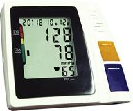 PREMIUM sprechendes Oberarm Blutdruck Messgerät für Blinde akustische Messung