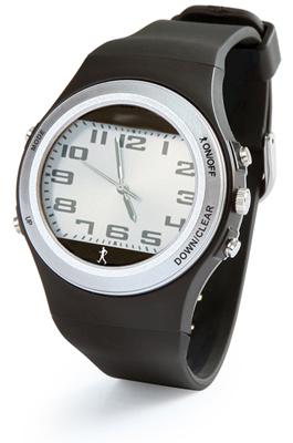 PRO Sport Uhr Armbanduhr Sportuhr Kalorienzähler Schrittzähler Entfernungsmesser