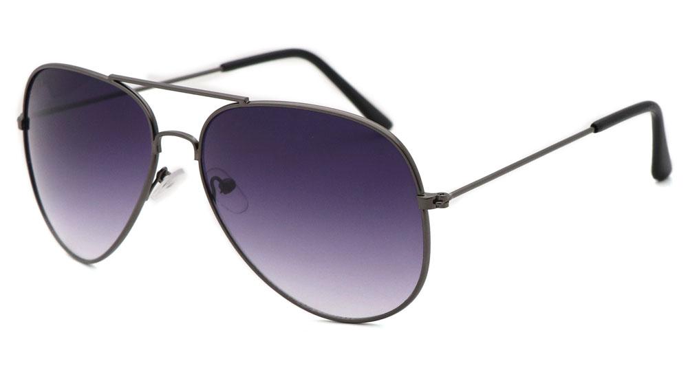 Sonnenbrille Schwarz-transp Grau Schwarz