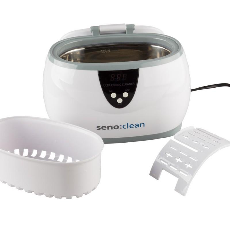 PROFI Plus Ultraschall Reiniger für Hörgeräte Reinigung Entkeimung Schmuck Uhren