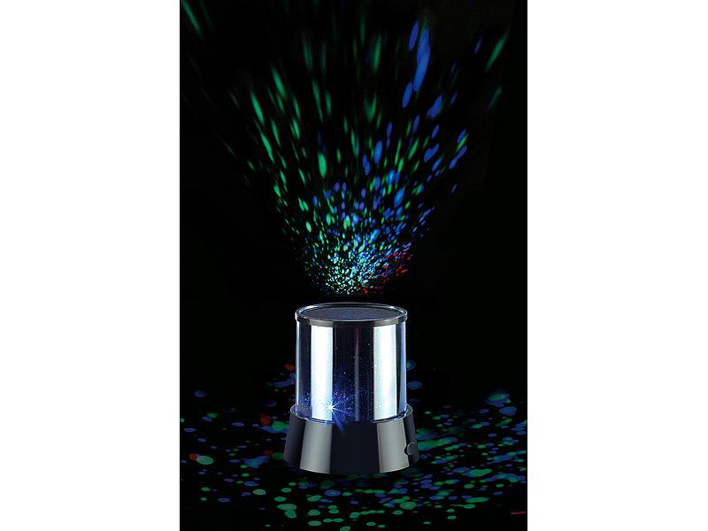 PROFI Mini LED Sterne Projektor Sternenhimmel Schlafzimmer Himmel Kinder Indoor