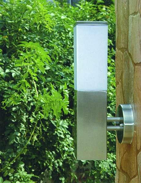 LUXUS Wandleuchte Außenleuchte Hauswand Lampe E27 IP44 Wandaußenleuchte Haustür